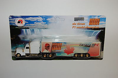 Werbetruck - Michael Schumacher Collection - F1 Saison 2004 - Nr. 8 Canada - 9