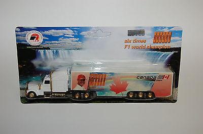 9 Latest Technology 17 Japan No Michael Schumacher Collection F1 Season 2004 Werbetruck