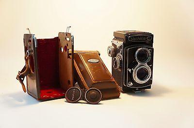 TLR камеры Very Nice Yashica C