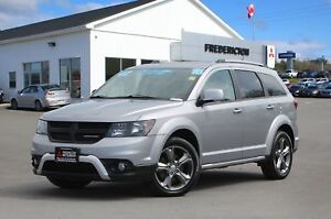 2015 Dodge Journey Crossroad HEATED SEATS | SUNROOF | BACKUP CAM