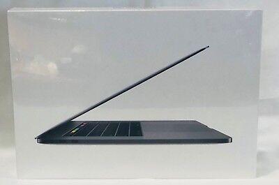 "SEALED 2018 Apple MacBook Pro 15"" Retina with Touch bar w/ True Tone Tech 256GB"