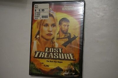 Lost Treasure - DVD - Ntsc - **BRAND NEW/STILL SEALED**