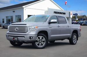 2016 Toyota Tundra Platinum 5.7L V8 REDUCED | CREW | HEATED/C...