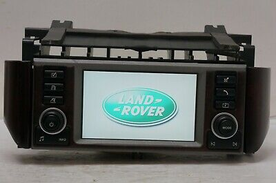 05-09 Land Rover Range Rover Factory Navigation Nav Display Screen OEM YIK500061