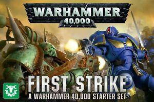 Warhammer 40K: First Strike Starter Set 40-04-60