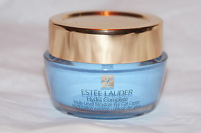 - Estee Lauder HYDRA COMPLETE EYE GEL CREME .5 oz 15 ml