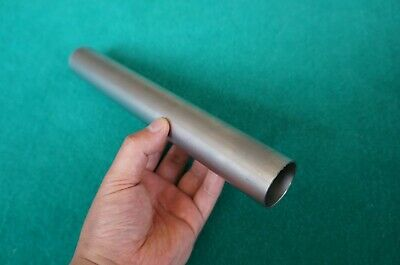 Titanium Grade 9 Tube 1.38 X .047 X 10 Seamless 3al-2.5v Round Tubing