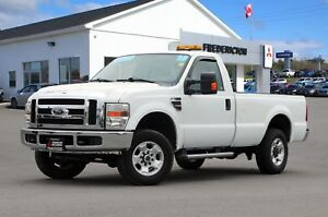 2010 Ford F-250 XLT 4X4 | REDUCED | 6.4L DIESEL | REG CAB LON...