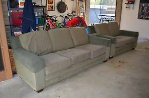 Good quality 3 and 2 seat couch set Blackwood Mitcham Area Preview