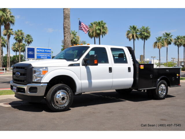 Image 1 of Ford: F-350 XL Flatbed…