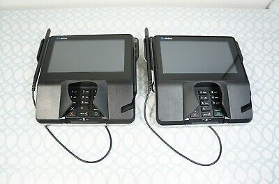 Lot 2 Verifone Mx925 Ctls Pin-pad Payment Terminal Credit Card Machine Mx900-01