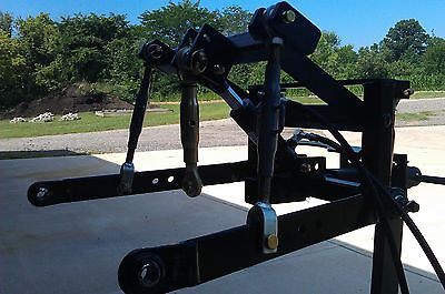 Farmboy Sport Hydraulic 3-point Hitch For Kubota Rtv Bad Boy Buggies Xd