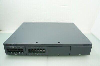 Avaya Ip Office 500 V2 Control Unit W Ds 700417330 Atm 4u Phone2 700431778