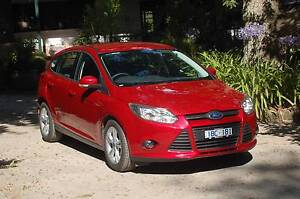 2014 Ford Focus Hatchback Emerald Cardinia Area Preview