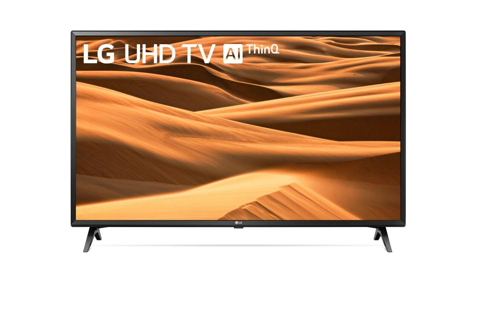 "LG Smart TV 43"" LED IPS Ultra HD 4K web OS 4.5 New 43UM7340"