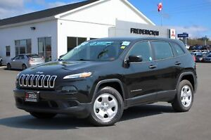 2015 Jeep Cherokee Sport REDUCED | 4X4 | AUTO | AIR | KEYLESS...