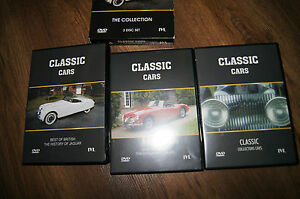 classic cars the collection 3 dvd disc set - <span itemprop='availableAtOrFrom'>Kalisz, Polska</span> - classic cars the collection 3 dvd disc set - Kalisz, Polska