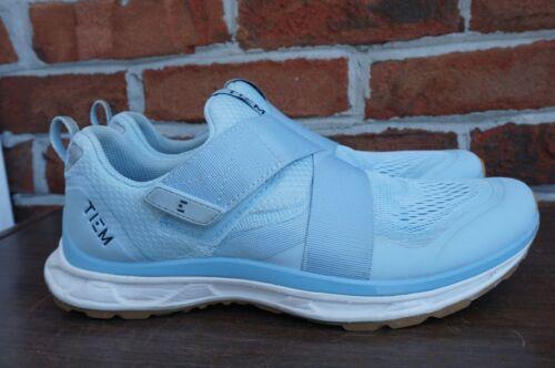 TIEM Slipstream Sky Blue Cycling Shoes Women