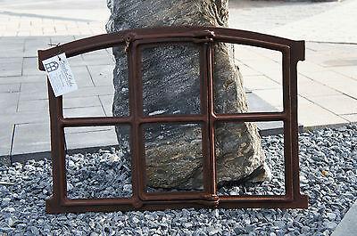 Fenster,Eisenfenster Scheunenfenster Gussfenster Gartenmauer Stallfenster Remise