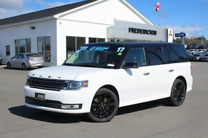 2017 Ford Flex Limited AWD | HEATED LEATHER | NAV | BACK UP C...