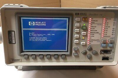 Hewlett Packard 37718a Omniber 718 Communications Performance Analyzer
