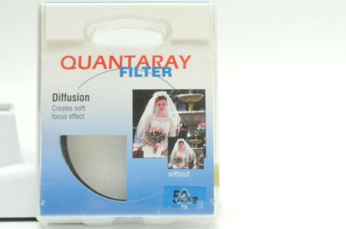 Quantaray 52mm Diffusion Filter for Nikon Canon Sony Lenses 52mm