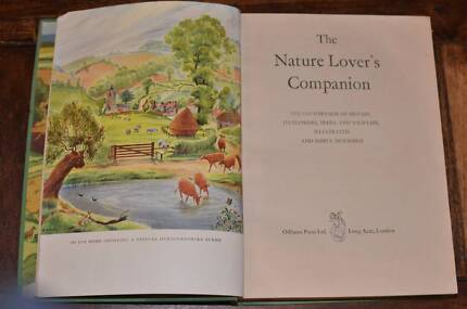 Vintage The Nature Lover's Companion sale proceeds to be donated