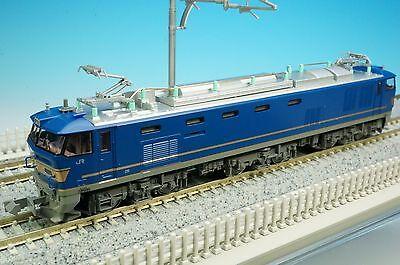 KATO 3065-4 JR Freight Electric Locomotive EF510 500 JRF Color (N scale) New!!