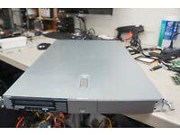 Dell 114X or IBM 46C1570 1U Rack Tape Drive Side Rail 46C1868 46C1811