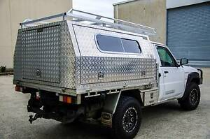Alloy Canopy Custom Made for Ute, Truck, Trailer & More Gympie Gympie Area Preview