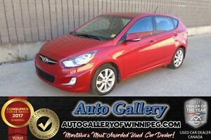 2014 Hyundai Accent GLS *Htd.Seats/Roof
