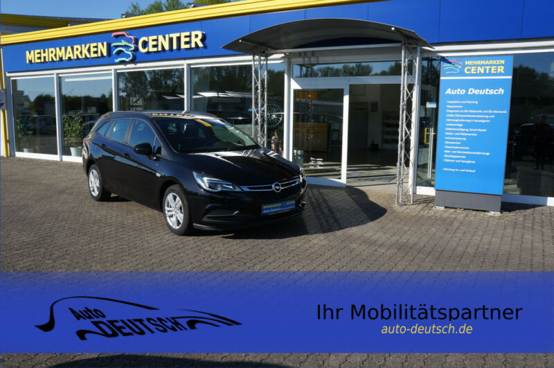 Opel Astra Tourer Edition 1.4T AT-6 - Navi*PDC*DAB+