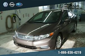 Honda Civic Sdn EX 4 portes, boîte automatique