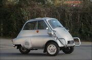 BMW Isetta 300 Export ° neue exklusive Restauration!