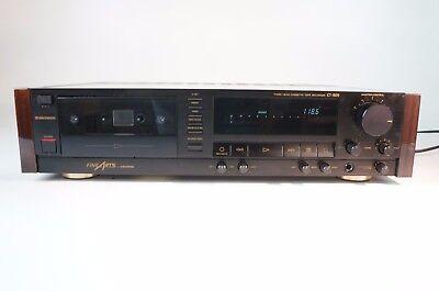 Grundig Fine Arts CT-905 3 Kopf Tapedeck Cassette Deck Kassettendeck gecheckt online kaufen