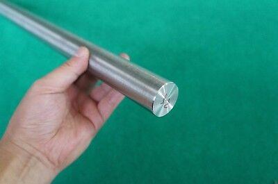 32mm Dia Titanium 6al-4v Round Rod 1.26 X 40 Gr.5 Bar Grade 5 Alloy Metal 1pc
