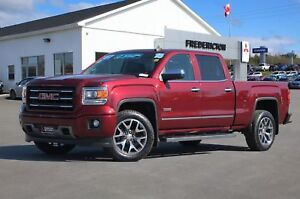 2015 GMC Sierra 1500 SLT ALL TERRAIN | CREW | LEATHER | SUNROOF
