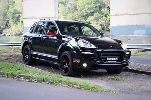 2005 Porsche Cayenne S 6spd Manual, Facelifted, Widebody Kit, NAV Willoughby Willoughby Area Preview