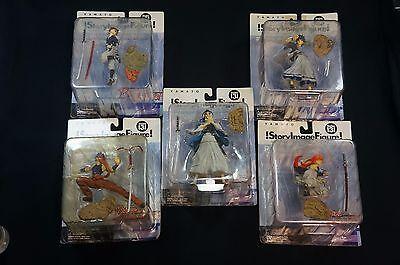 Rurouni Kenshin Story Image Figure Series 3 Complete Set of 5 Figures