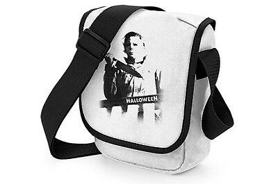 HALLOWEEN - Michael Myers - Plan 9 - Schulter Tasche / Reporter Bag - Neu