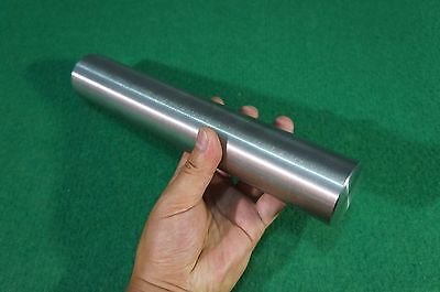 45mm Dia Titanium 6al-4v Round Bar 1.771 X 10 Ti Gr.5 Metal Grade 5 Rod 1pc