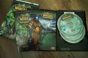 pc game dvd-rom world of warcraft the burning crusade 2004-2006 deutch - wielkopolska, Polska - pc game dvd-rom world of warcraft the burning crusade 2004-2006 deutch - wielkopolska, Polska