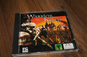 pc game cd-rom warrior kings 2001 deutch language version - wielkopolska, Polska - pc game cd-rom warrior kings 2001 deutch language version - wielkopolska, Polska