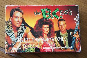 the bc 52s meet flintstones parody