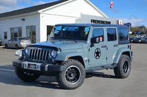 2015 Jeep Wrangler Unlimited Sahara SAHARA | REDUCED | | NAV