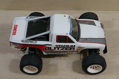 Tamiya Stadium Blitzer R/C Truck,1/10 Scale,Remote Control,2WD