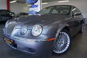 "Jaguar S-TYPE 2,7-V6 DIESEL EXECUTIVE**DPF**VOLL=18""=E4"