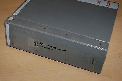 Case 921c Front End Wheel Loader Spare Parts Manual Book Catalog 7-8590 2003