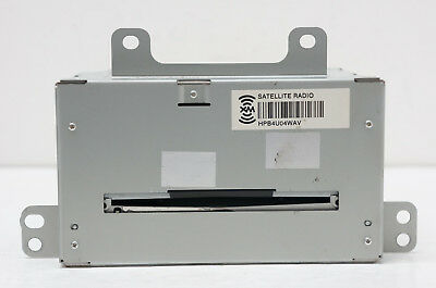 08-14 Cadillac CTS Factory Stereo Radio Receiver Cd Mechanism US2 OEM 25810810
