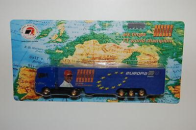 Werbetruck Michael Schumacher Collection 9 Latest Technology F1 Season 2004 17 Japan No